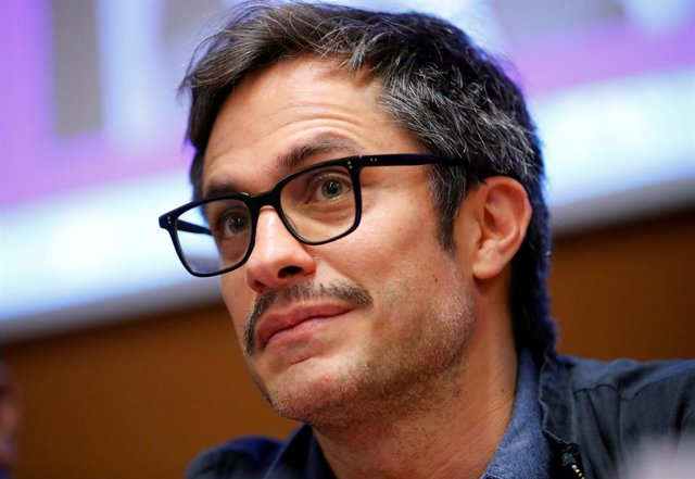 El actor y director mexicano Gael Garcia Bernal