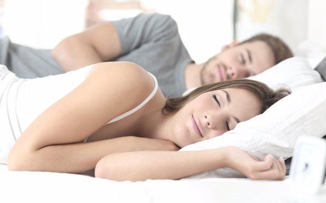 Cómo mejorar los hábitos de sueño en pareja