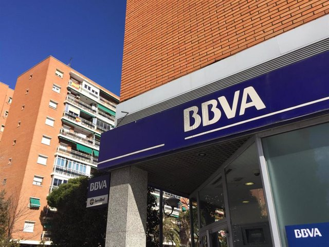 El bce comunica a bbva sus requerimientos de capital que for Oficinas bbva madrid capital
