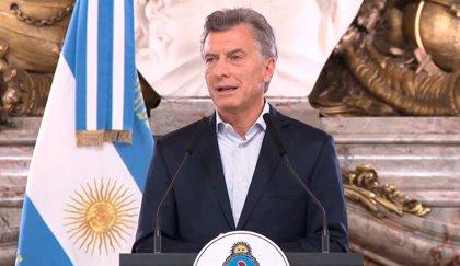"""Macri: """"Tras las turbulencias del año pasado, es momento de poner el foco en el crecimiento"""""""