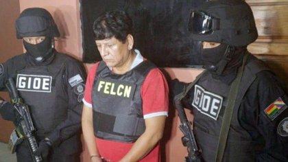 Detienen en Bolivia a 'El Chapo' de Sudamérica