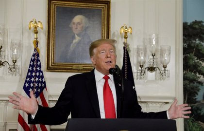 Trump promulgará el proyecto de financiación del Gobierno y declarará la emergencia nacional en EEUU