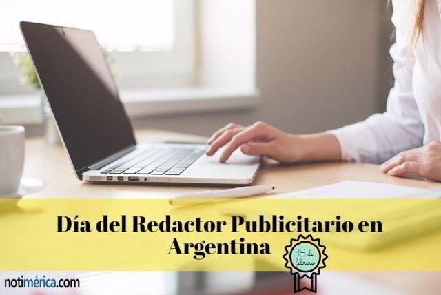 Día del redactor publicitario en argentina