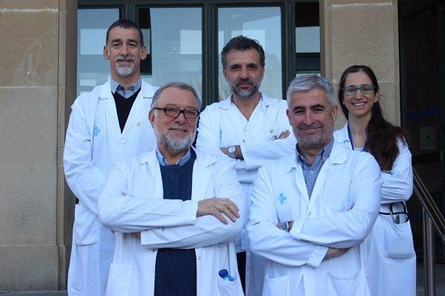 Investigadores del Hospital Josep Trueta