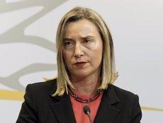 Pompeo i Mogherini aborden aquest divendres a Brussel·les la situació a Veneçuela (Pablo Albarenga/dpa)