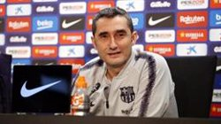 Ernesto Valverde renova amb el FC Barcelona per una temporada (FCB)