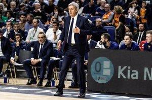 """Pesic: """"No hem fet un partit perfecte però sí sòlid"""" (Javier Borrego/AFP7 / Europapress)"""