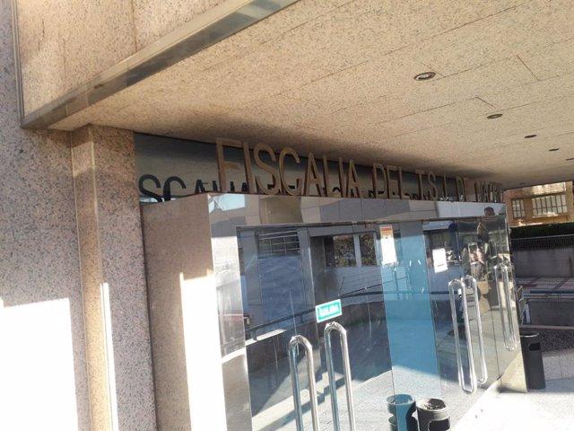 Fiscalía del Tribunal Superior de Justicia de Madrid