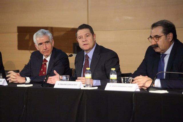 El presidente de C-LM, Emiliano García-Page