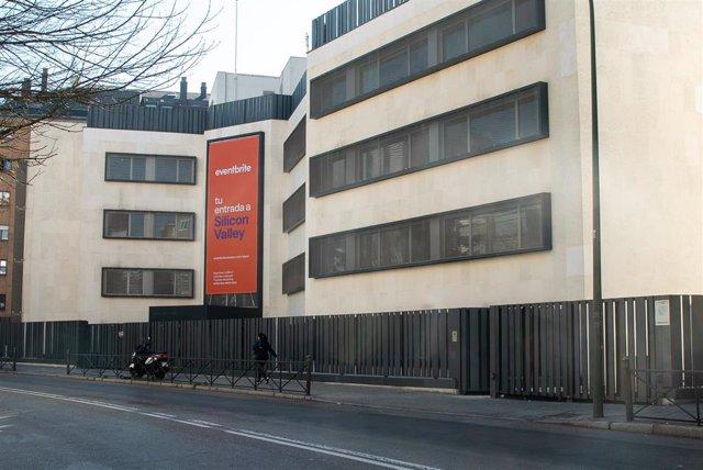 Nuevo centro de desarrollo de Eventbrite en España