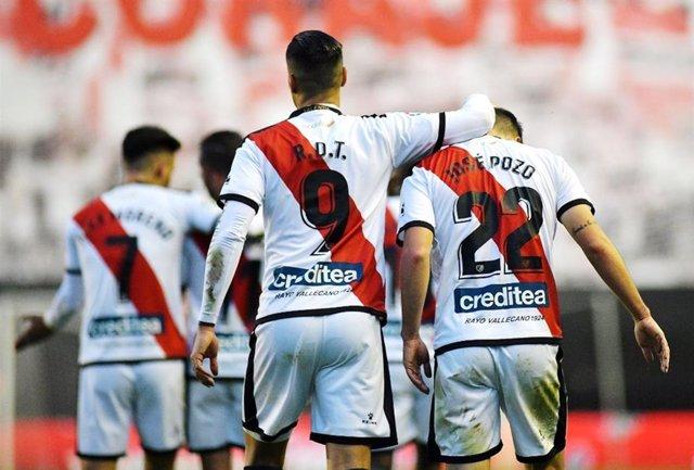 Creditea impulsa la iniciativa 'Barrio de fútbol' junto con el Rayo Vallecano