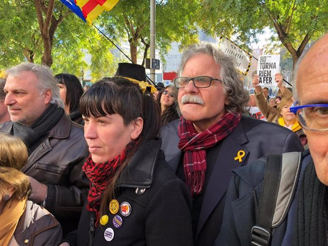 El diputado de ERC en el Congreso Joan Tardà.