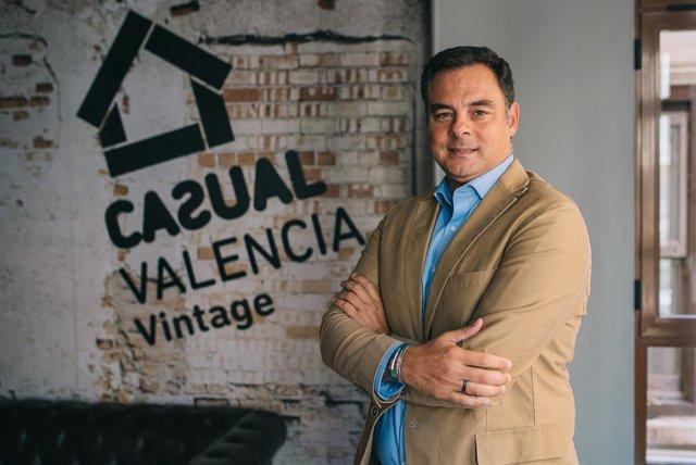 Juan Carlos Sanjuán, CEO De Casual Hoteles