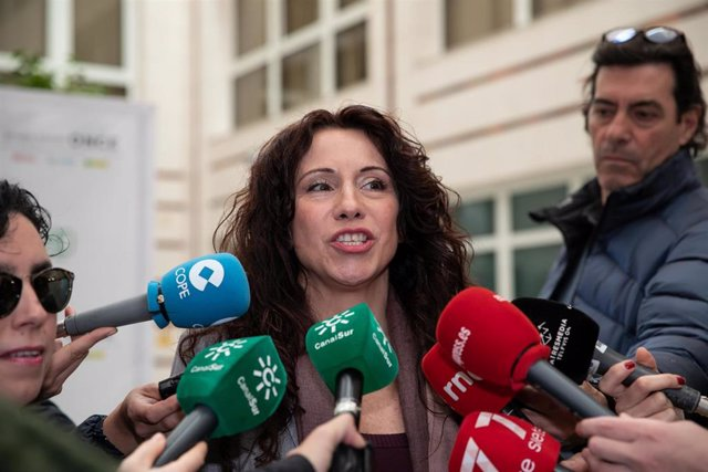 Rocío Ruiz, ha presidido el acto de constitución del Consejo Territorial de la O