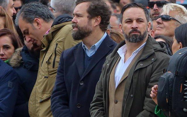 Abascal celebra el adelanto electoral: 'España, otra vez, ha sido más fuerte que sus enemigos'