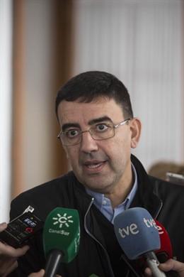 Mario Jiménez, en una imagen de archivo