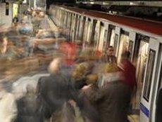 TMB recomana fer servir el Metro per accedir a la Gran Via la tarda d'aquest dissabte (TMB - Archivo)