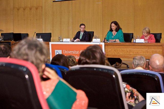 Clausura de la Universidad Permanente de la UA.