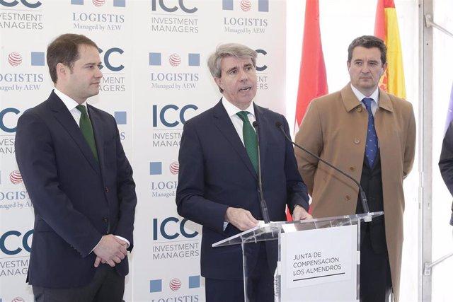 El presidente de la Comunidad de Madrid, Ángel Garrido, anuncia la aprobación de