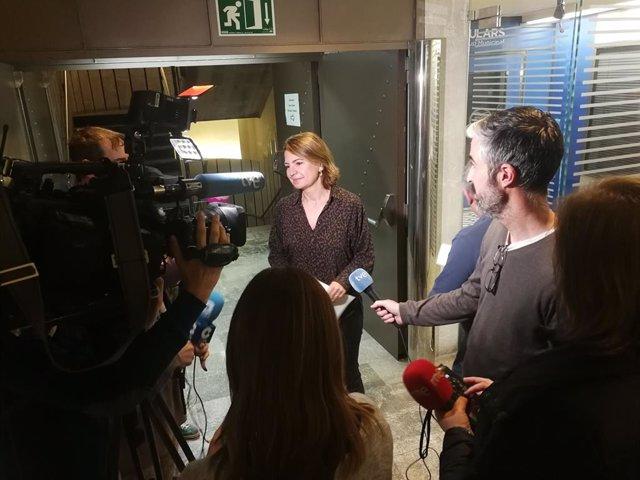 Portavoz del PP en Palma, Marga Durán