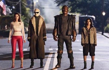 Tráiler XXL de Doom Patrol, los nuevos superhéroes inadaptados del Universo DC