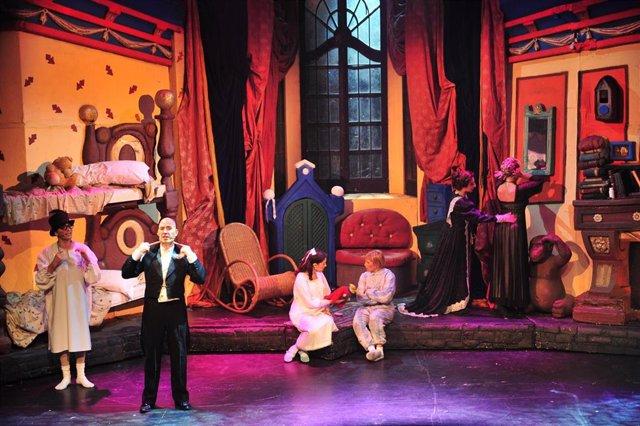 El musical sobre Peter Pan, en El Batel