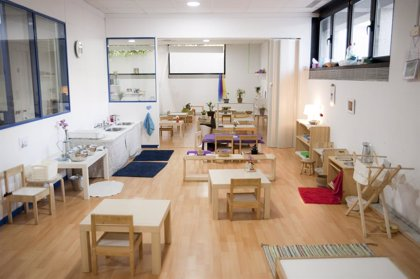Descubre la pedagogía Montessori