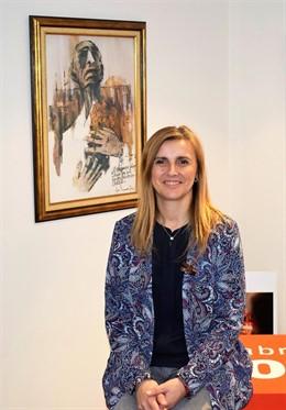 La secretaria de Organización del PSOE de Cantabria, Noelia Cobo