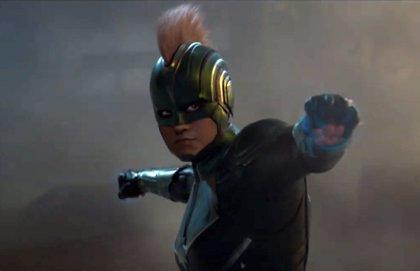 VÍDEO: El brutal entrenamiento de Brie Larson para Capitana Marvel