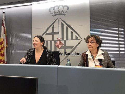 Laia Ortiz i Rosa Suñol