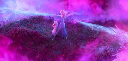 El tráiler de Frozen 2 ya es el más visto del cine de animación