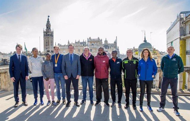 Presentación final de la Maratón