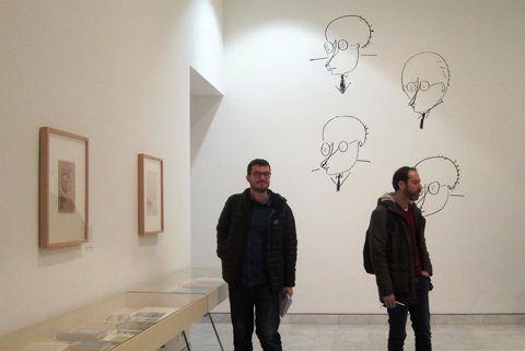Exposició dedicada a Jaume Sabartés al Museu Picasso