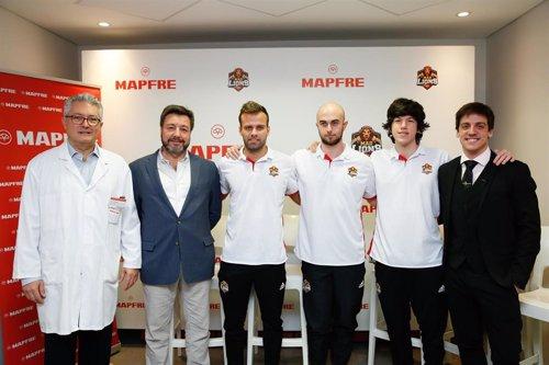 Primer equipo eSports que pasa revisión médica profesional