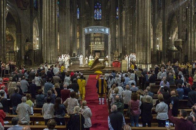 Las Visitas A La Catedral De Girona Crecen Un 1 5