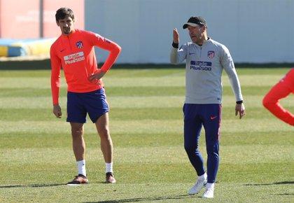 """Simeone: """"Sobre todo creo en los futbolistas"""""""