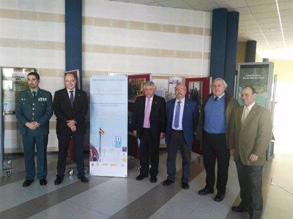 Una muestra rememora en Córdoba la I Peregrinación Antártica a Santiago