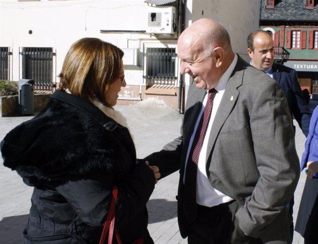 Rosa Maria Perelló y Carles Barrera