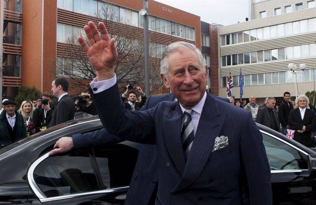 El Príncipe Carlos de Inglaterra