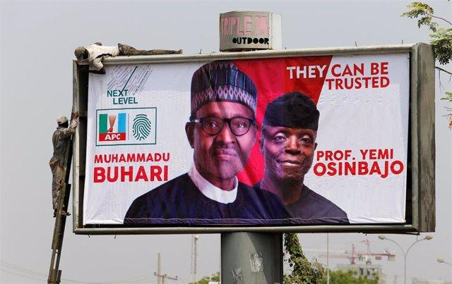 Cartel electoral de Muhamadu Buhari y Yemi Osinbajo