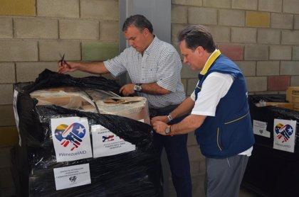 Puerto Rico envía ayuda humanitaria a Colombia para el pueblo venezolano