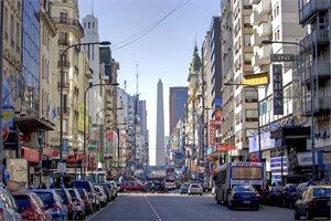 Argentina, el país más visitado de Sudamérica