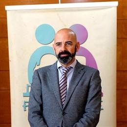 El presidente de Fampace, Rafael Martínez