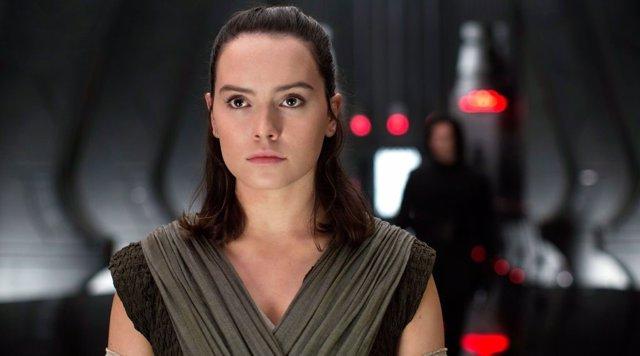 Rey en Star Wars: Los últimos Jedi