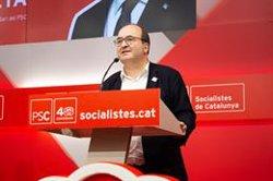 Miquel Iceta (PSC) acusa la dreta de pretendre un govern