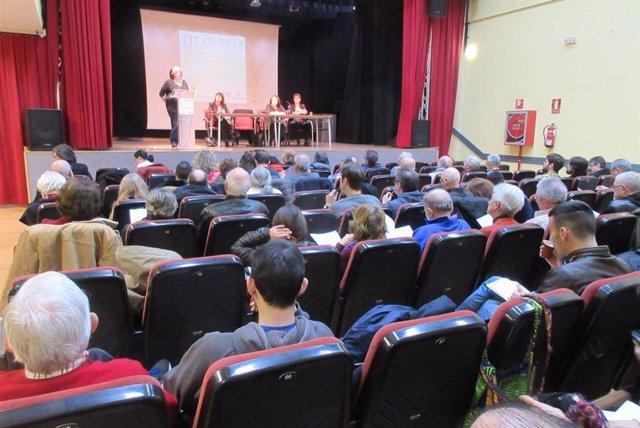 IU Madrid Ciudad llevará a las elecciones un programa que profundice en crear es
