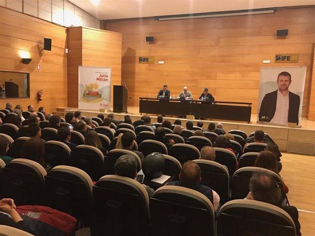 Aprobada la propuesta de candidatos del PSOE para las municipales