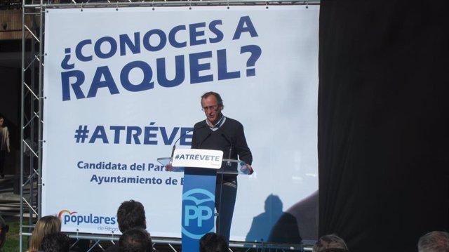 """Alonso (PP) Acusa Al PNV De Haber Hecho """"El Peor Negocio De La Historia"""" Con Apo"""