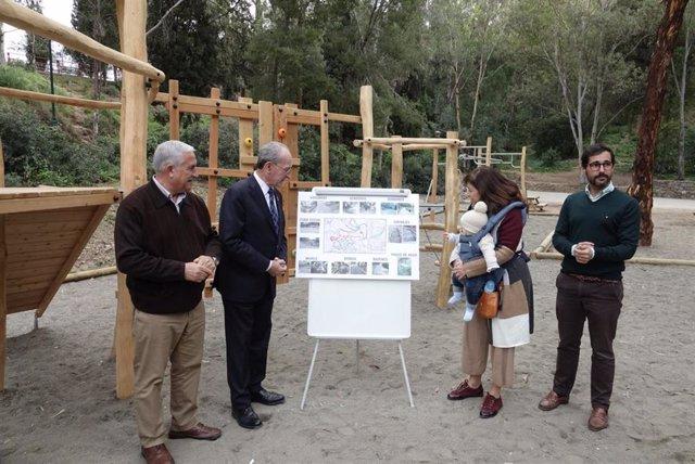 El Ayuntamiento De Málaga Informa: El Ayuntamiento Invierte Más De 450.000 Euros