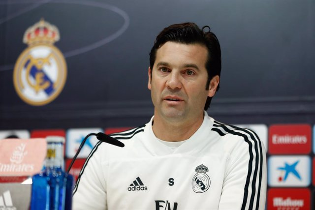 Soccer: La Liga - Real Madrid Press Conference